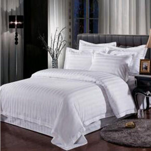Hotel Collection Bedding Egyptian Cotton Queen Sheet (DPF1028) pictures & photos