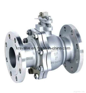 2 PC Flange Ball Valve (Q41F-10) pictures & photos