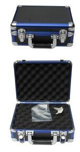 Blue Guncase Blue Aluminium Gun Case pictures & photos