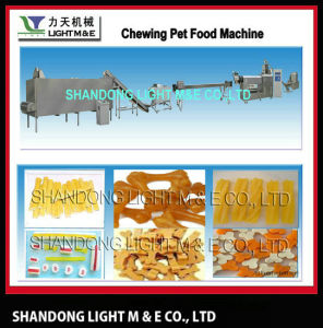 Pet Chewing Food Processing Machinery (LT80) pictures & photos