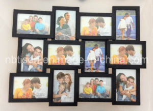 Plastic Multi Photo Frame (H-12)