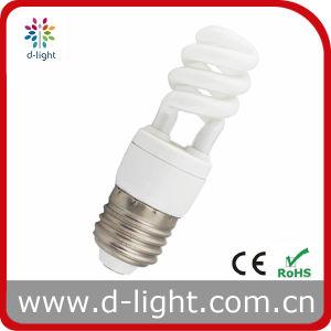 Low Wattage Half Spiral Energy Saving Lamp