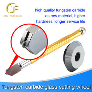 Tile Cutter Wheel, Glass Cutter Wheel pictures & photos