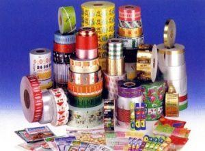 Pharmaceuticals Packaging, Medicine Packing Bag Film (SM-002)