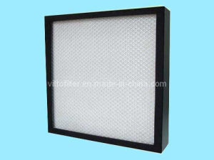 Mini-Pleat HEPA Filter (hepa filter 12~13) pictures & photos