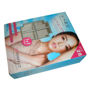 Paper Packaging Boxes with Window (PB-05) pictures & photos
