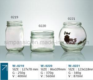 Glass Jar / Food Jar / Honey Jar pictures & photos