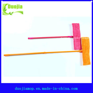 Cheapest Cleaning Tool Iron Handle Flat Mop pictures & photos