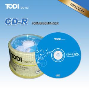CD-R (Blue Flowers)