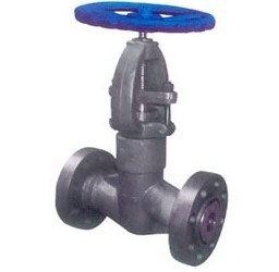 Pressure Sealed Forged Globe Valve