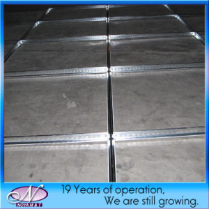 High Quality Alloy Metal Profiles for Ceiling Suspension System pictures & photos