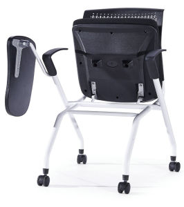 Training Folding Chair with Writing Tablet pictures & photos
