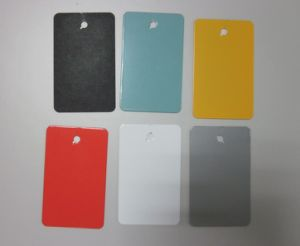 Smooth Colorful Powder Coating