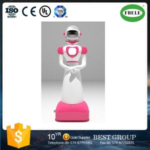 Welcome Restaurant Beauty Robot Smart Robot pictures & photos