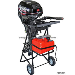 115 HP Outboard Motor Cart Engine Stand with Folding Handle pictures & photos