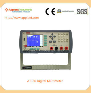 High Quality Digital Multimeter Supplier in China (AT186) pictures & photos
