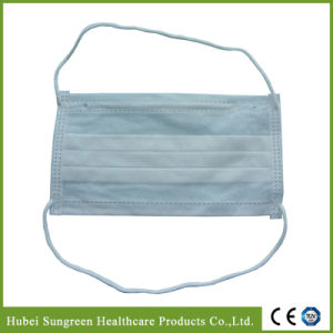 Surgical Non-Woven Headloop Face Mask, Surgical Facial Mask pictures & photos