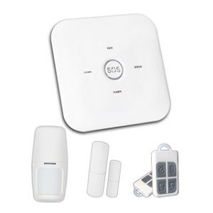 Home Security GSM System Intruder Alarm with Low Battery Remind pictures & photos