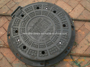 Manhole Cover, Ductile Iron Casting Manhole Cover pictures & photos