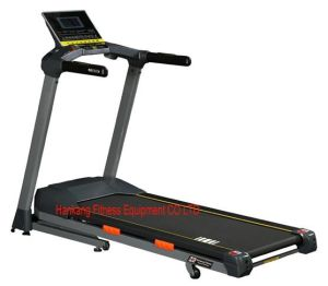 gym equipment, commercial treadmill, cardio equipment, HD-700 HOME USE ELECTRICAL TREADMILL pictures & photos