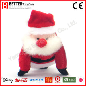 Christmas Toy Decoration Stuffed Animal Plush Toys Soft Santa Claus Toy for Kids pictures & photos