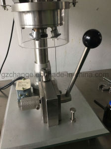 Stainless Steel Durable Vial Bottle Capping Machine China Supplier pictures & photos