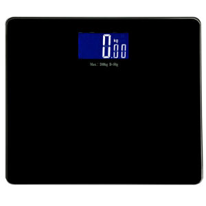 Black Glass 200kg/50g Digital Weighing Scale pictures & photos