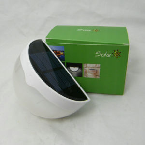 Wholesale Cheap Solar Wall Lamp LED Garden Lights pictures & photos