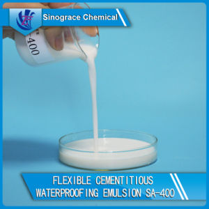 Flexible Waterproofing Styrene Acrylic Copolymer Emulsion for Ceramic Tile Coverings pictures & photos