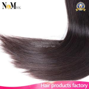 Queen Beauty Hair Product 7A Straight Human Brazilian Virgin Hair pictures & photos