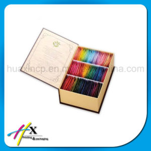 Popular Custom Paper Jewelry Box with Drawers pictures & photos