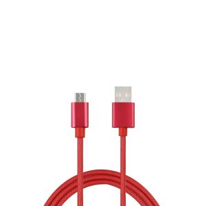 Colorful PVC Insulated Charge and Data USB Cable for Samsung pictures & photos