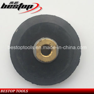 D100mm Snail Lock Backer Pad for Diamond Polishing Pad pictures & photos