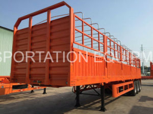 40 Feet 3 Axle Storehouse Semi Trailer pictures & photos