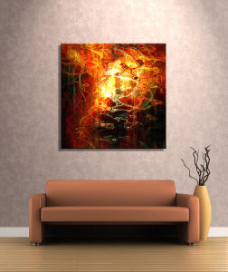 Home Decor Hotel Wall Art Modern Canvas pictures & photos