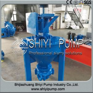 Vertical Slurry Centrifugal Sludge Handling Froth Pump pictures & photos