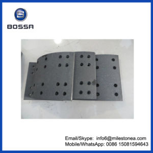 Truck Parts Auto Parts Brake Pads for Benz/Hino/Nissan pictures & photos