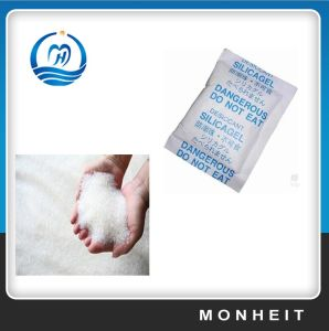 China White Color Silica Gel for Plant