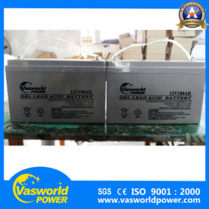 Best Quality 12V100ah Sealed Lead Acid Battery for UPS pictures & photos