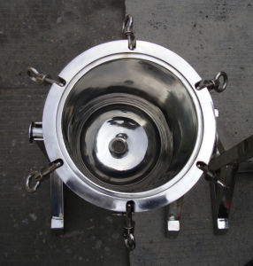 Stainless Steel Filter Titanium Rod Filter pictures & photos