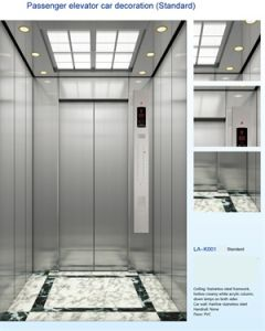 Standard Decoration of Passenger Elevator in China with Mr pictures & photos