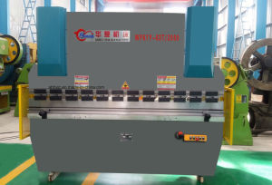 Huaxia Wf67y Huaxia Hydraulic Plate Digital Display Press Brake Bending Machine pictures & photos