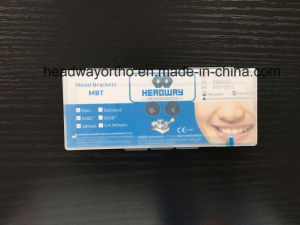 Hot Sale Orthodontic MIM Bracket, Dental Bracket, Orthodontic Braces pictures & photos