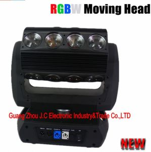 Newest 16*25W RGBW 4in1 LED Phantom Roller Beam Moving Head Light pictures & photos