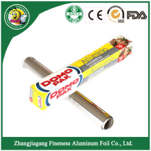 Aluminum Foil Winding Roll for Food Packaging pictures & photos