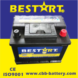 Bestart Rechargeable Car Battery Auto Battery Bci 42 (DIN45) pictures & photos