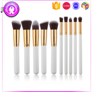 Makeup Brushes 10PCS New Facial Beauty Cosmetic Brush Set pictures & photos