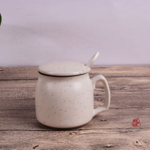 Ceramic Breakfast Cup Ceramic Cup for Milk, Coffee Porcelain Cup pictures & photos