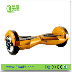 China New Bluetooth Hoverboard Two Wheels Scooter Self Balancing Giroskuter pictures & photos