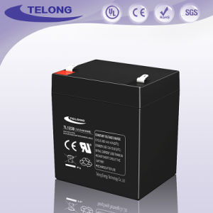 12V3ah Sealed Power Cell Sealed Rechargeable Solar Battery pictures & photos